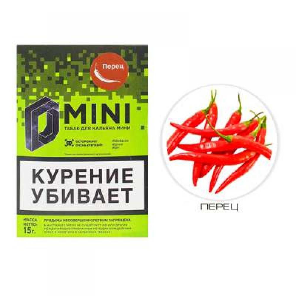 Табак для кальяна D Mini (ex Doobacco Mini) - Перец