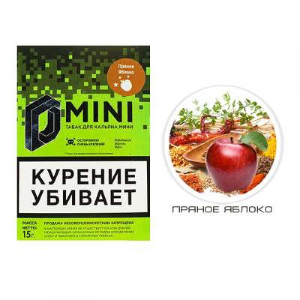 Табак для кальяна D Mini (ex Doobacco Mini) - Пряное яблоко