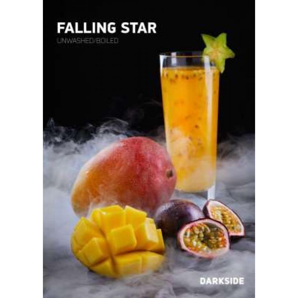Табак для кальяна Dark Side Core - Falling Star (Манго Маракуйя)