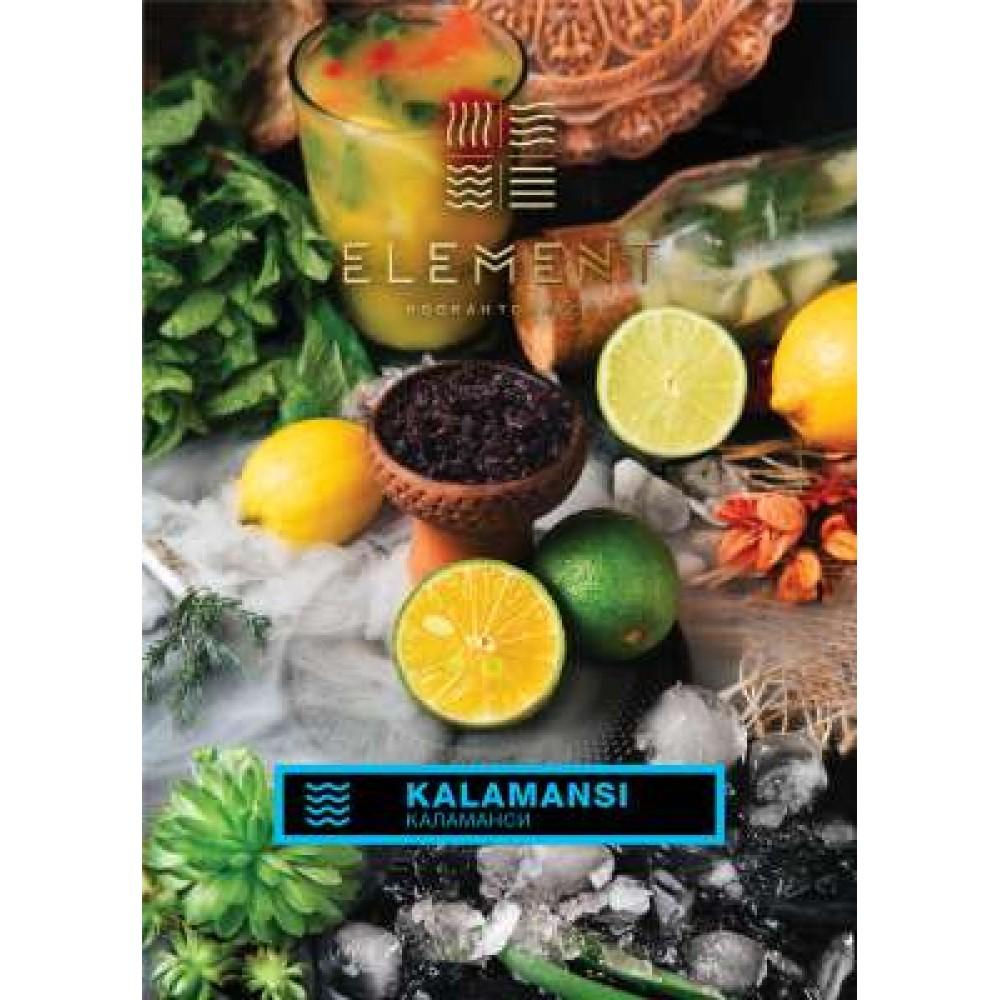 Табак для кальяна Element Вода - Каламанси