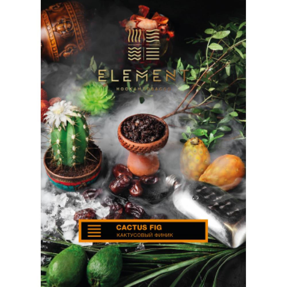 Табак для кальяна Element Земля - Кактусовый финик