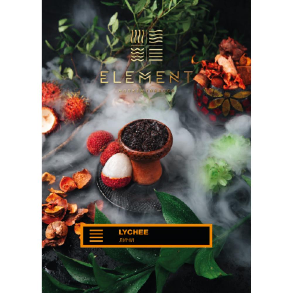 Табак для кальяна Element Земля - Личи